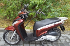 Honda 125 SH, skůtr